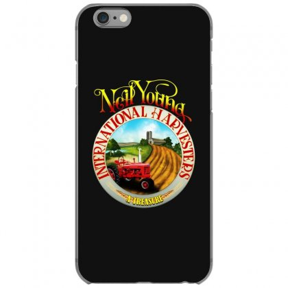 Neil Young Harvesters Iphone 6/6s Case Designed By Mirazjason