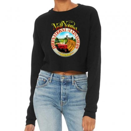 Neil Young Harvesters Cropped Sweater Designed By Mirazjason