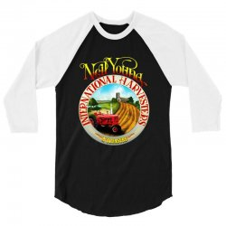 neil young harvesters 3/4 Sleeve Shirt | Artistshot