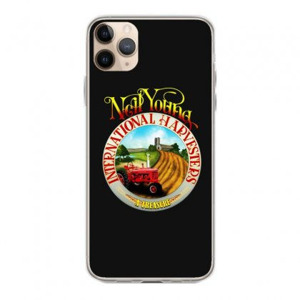 Neil Young Harvesters Iphone 11 Pro Max Case Designed By Mirazjason