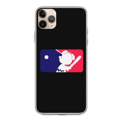 Peanuts League Baseball Iphone 11 Pro Max Case Designed By Mirazjason