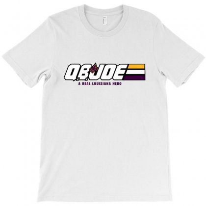 Qbjoe A Real Louisiana Hero T-shirt Designed By Mirazjason