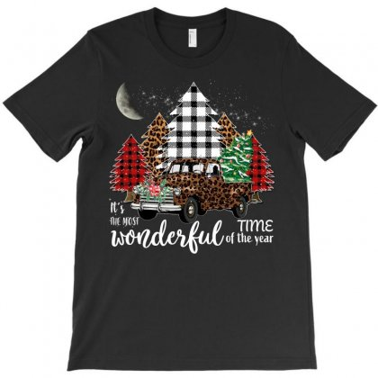 It's The Most Wonderful Time Of The Year T-shirt Designed By Omer Acar
