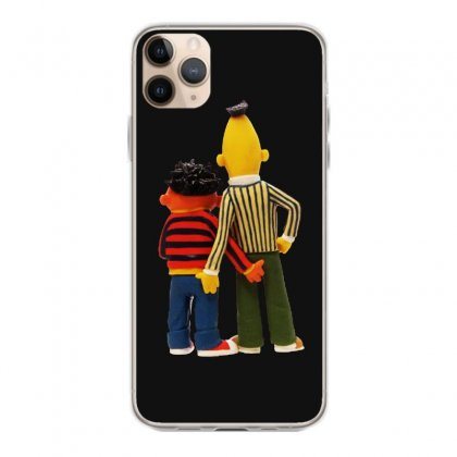 Real Love Bert And Ernie Iphone 11 Pro Max Case Designed By Mirazjason