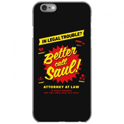 Better Call Saul Iphone 6/6s Case Designed By Mirazjason