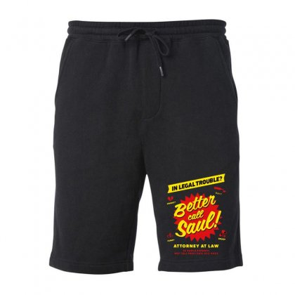 Better Call Saul Fleece Short Designed By Mirazjason