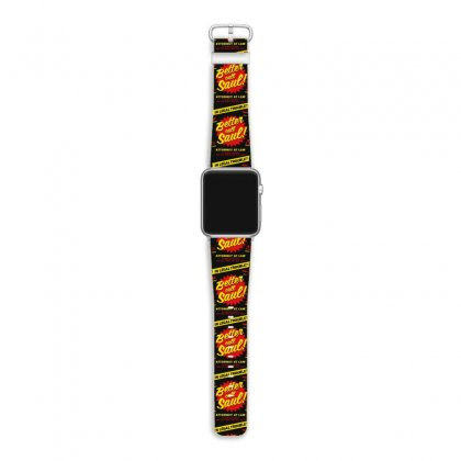 Better Call Saul Apple Watch Band Designed By Mirazjason