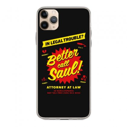 Better Call Saul Iphone 11 Pro Max Case Designed By Mirazjason