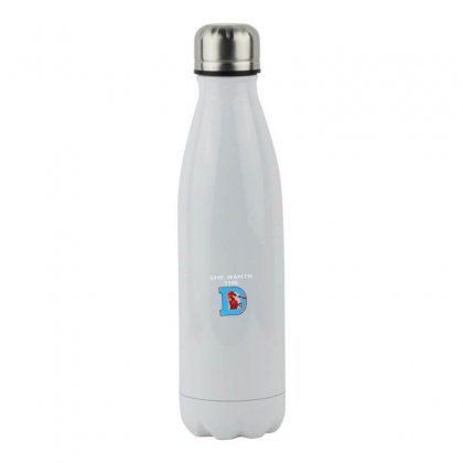 She Wants The D Vintage Stainless Steel Water Bottle Designed By Meganphoebe