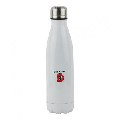 She Wants The D Awesome Stainless Steel Water Bottle Designed By Meganphoebe