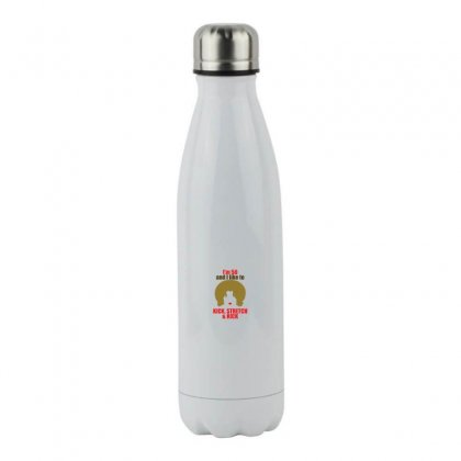 Sally O Malley Stainless Steel Water Bottle Designed By Meganphoebe