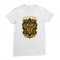 history knight Ladies Fitted T-Shirt | Artistshot