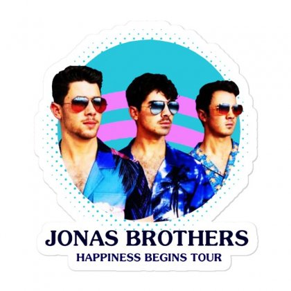 Happiness Begins Tour Awesome Sticker Designed By Meganphoebe
