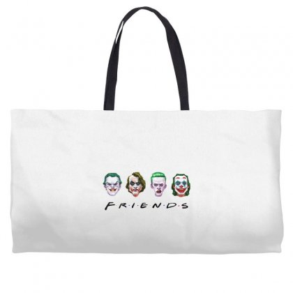 Joker Friends   For Light Weekender Totes Designed By Meganphoebe