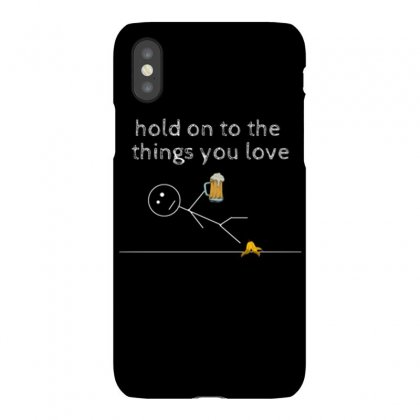 Hold On Iphonex Case Designed By Daraart