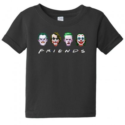 Joker Friends   For Dark Baby Tee Designed By Meganphoebe