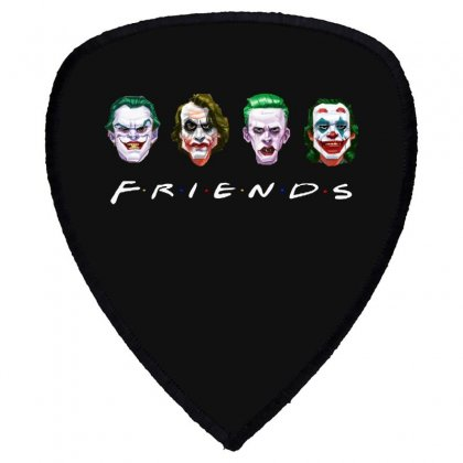Joker Friends   For Dark Shield S Patch Designed By Meganphoebe