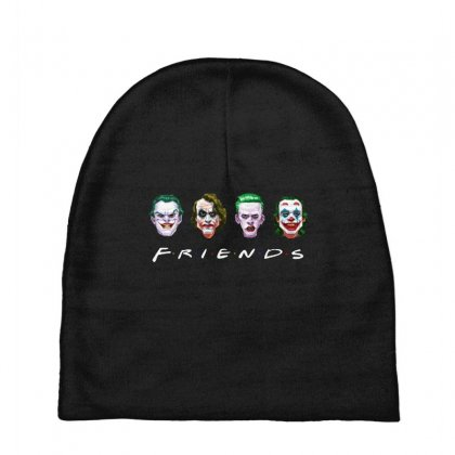 Joker Friends   For Dark Baby Beanies Designed By Meganphoebe