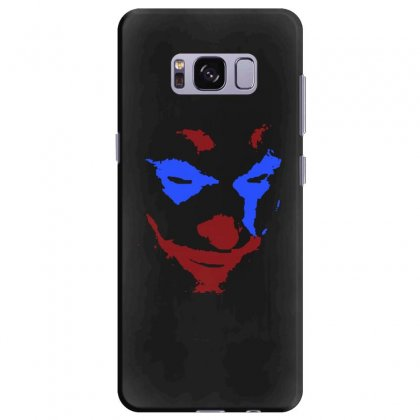 Funny Joker Face Samsung Galaxy S8 Plus Case Designed By Meganphoebe