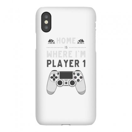 Home Player Iphonex Case Designed By Daraart