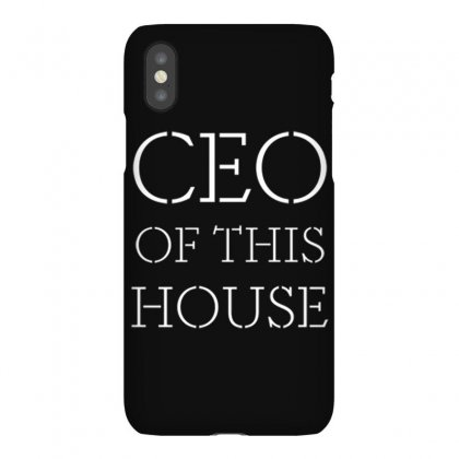 Household Ceo Iphonex Case Designed By Daraart