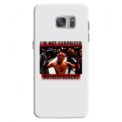 I'm Not Surprised Motherfuckers Samsung Galaxy S7 Case Designed By Meganphoebe