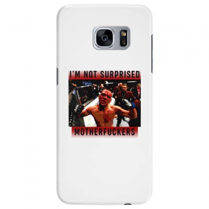 I'm Not Surprised Motherfuckers Samsung Galaxy S7 Edge Case Designed By Meganphoebe