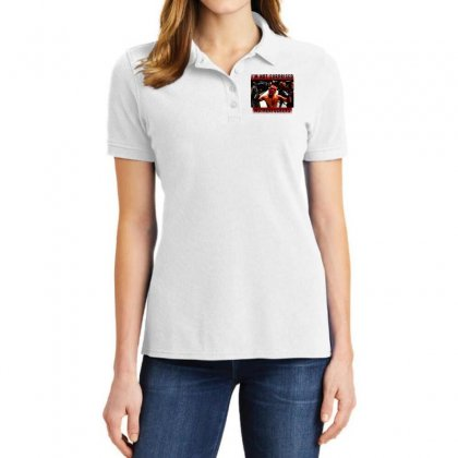 I'm Not Surprised Motherfuckers Ladies Polo Shirt Designed By Meganphoebe
