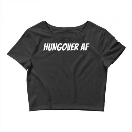 Hungoveraf Crop Top Designed By Daraart