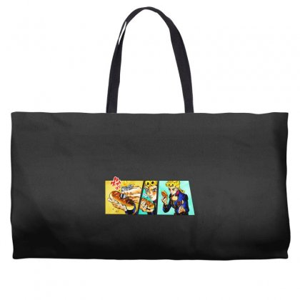 Giorno's Bizarre Weekender Totes Designed By Meganphoebe