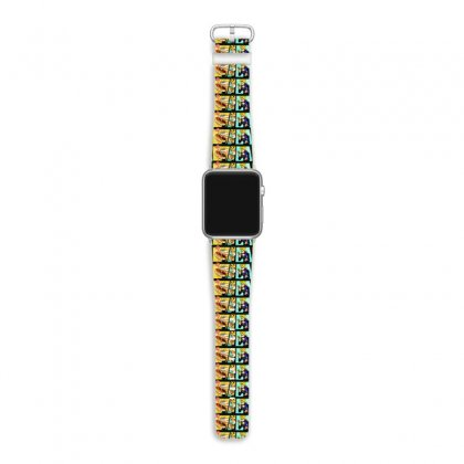 Giorno's Bizarre Apple Watch Band Designed By Meganphoebe