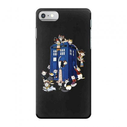 Funny Doctor Meow Iphone 7 Case Designed By Meganphoebe
