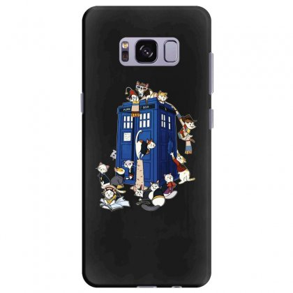 Funny Doctor Meow Samsung Galaxy S8 Plus Case Designed By Meganphoebe