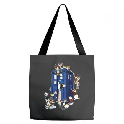 Funny Doctor Meow Tote Bags Designed By Meganphoebe