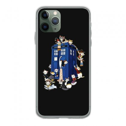 Funny Doctor Meow Iphone 11 Pro Case Designed By Meganphoebe