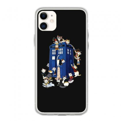 Funny Doctor Meow Iphone 11 Case Designed By Meganphoebe