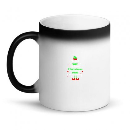Elf Christmas The Best Way To Spread Christmas Cheer Magic Mug Designed By Meganphoebe