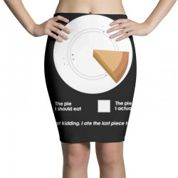 i ate the pie Pencil Skirts | Artistshot