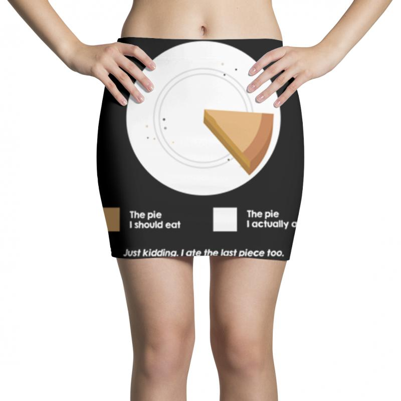 I Ate The Pie Mini Skirts | Artistshot