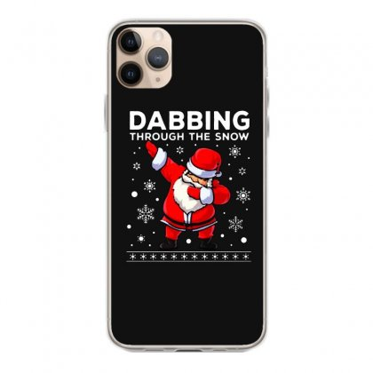 Dabbing Through The Snow Santa Dab Christmas Iphone 11 Pro Max Case Designed By Meganphoebe