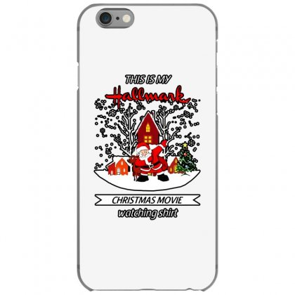 Dabbing Santa Claus This Is Hallmark Christmas Movie Watching Iphone 6/6s Case Designed By Meganphoebe