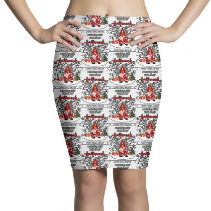Dabbing Santa Claus This Is Hallmark Christmas Movie Watching Pencil Skirts Designed By Meganphoebe