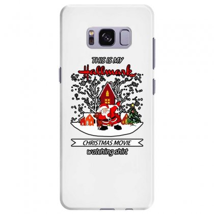 Dabbing Santa Claus This Is Hallmark Christmas Movie Watching Samsung Galaxy S8 Plus Case Designed By Meganphoebe