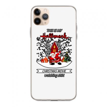 Dabbing Santa Claus This Is Hallmark Christmas Movie Watching Iphone 11 Pro Max Case Designed By Meganphoebe