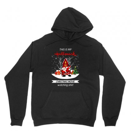 Dabbing Santa Claus This Is Hallmark Christmas Movie Watching Unisex Hoodie Designed By Meganphoebe