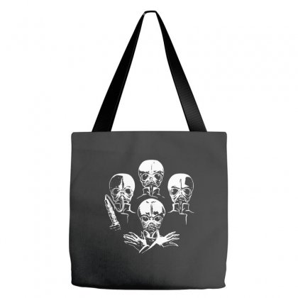 Cantina Baand Aliens Parody Tote Bags Designed By Meganphoebe