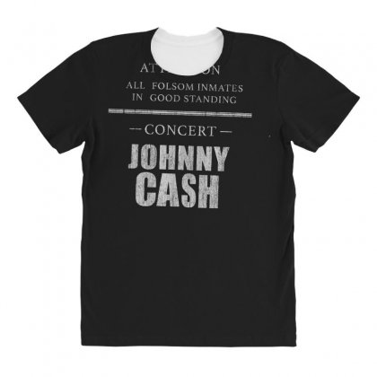 Johnny All Over Women's T-shirt Designed By Disgus_thing