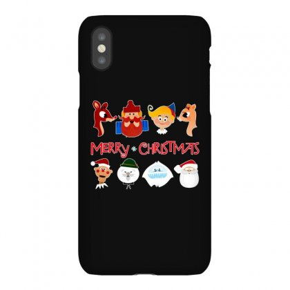 Rudolph The Red Nosed Reindeer Iphonex Case Designed By Meganphoebe