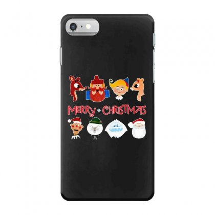 Rudolph The Red Nosed Reindeer Iphone 7 Case Designed By Meganphoebe