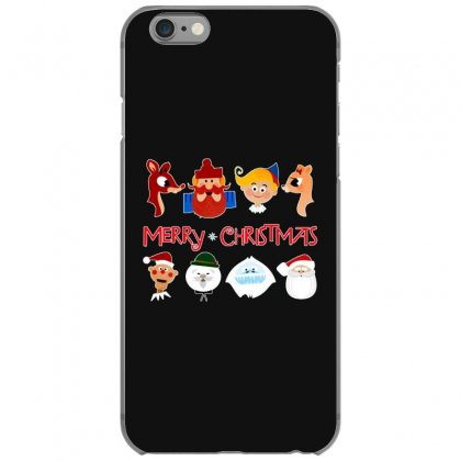 Rudolph The Red Nosed Reindeer Iphone 6/6s Case Designed By Meganphoebe